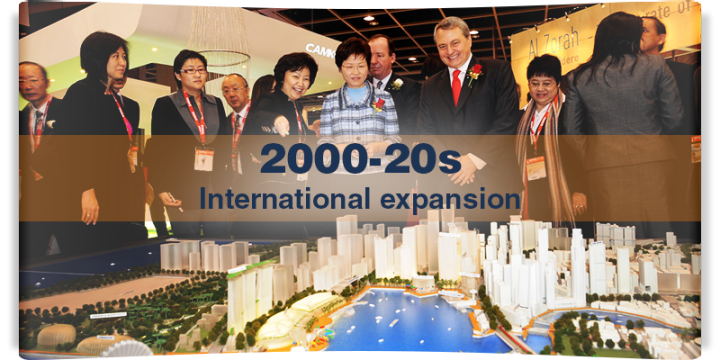 2000-20s: international expansion