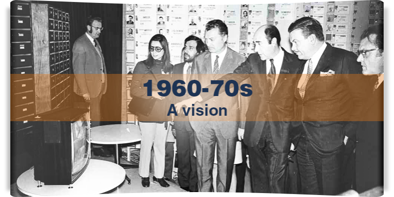 1960-70s: a vision